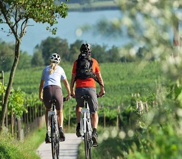 E-Bike Touring Benessere e Relax al tramonto